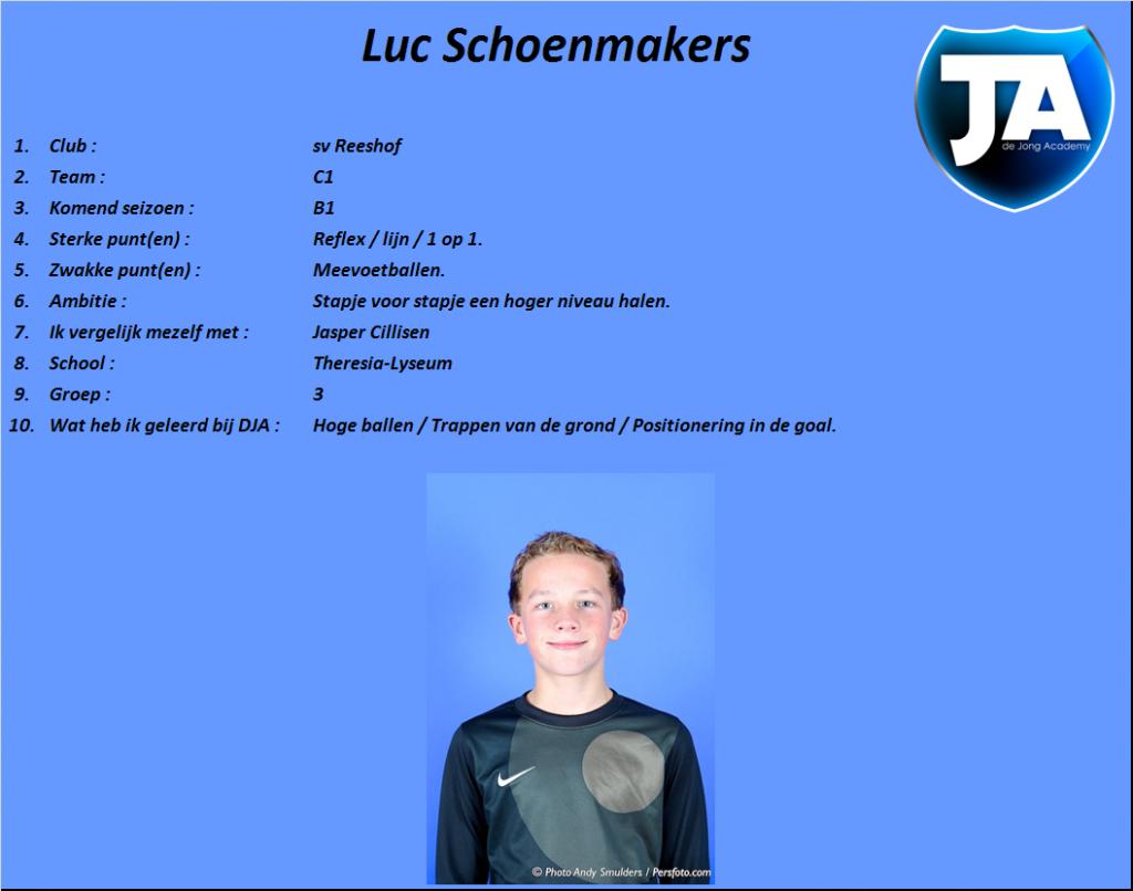Luc Schoenmakers